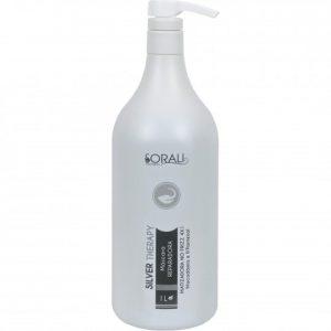 Lissage brésilien protéine Matizadora No Frizz Silver Therapy Liss Sorali 1 L